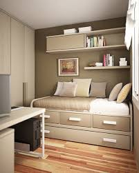 interior large grei modern stained solid wood standard bookcase