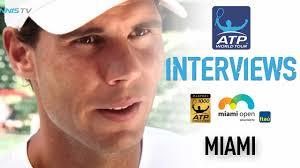 Seeking Miami Nadal Seeking Positive Miami 2017