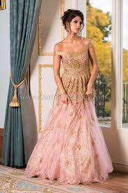 dress for wedding reception wedding reception gown engagement lenghas evening gowns