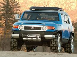 toyota ft 4x concept could preview fj cruiser successor