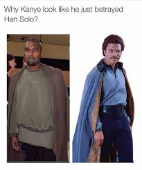 Lando Calrissian Meme - all eyez on memes pharrell s new album cover dancing kanye