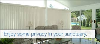 Blinds And Shades Ideas Sunroom Blinds And Patio Shades Great Day Improvements