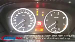 2006 bmw 330i airbag light bmw airbag warning light e60 e90 e92 e81 e87 seat occupancy sensor