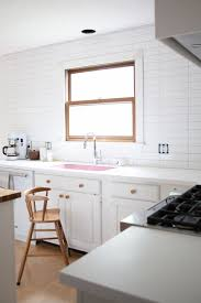 Painted Kitchen Cabinets White Painting Cabinets With Chalk Paint U2014pros U0026 Cons U2013 A Beautiful Mess