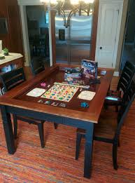 rob u0027s gaming kitchen table the wood whisperer