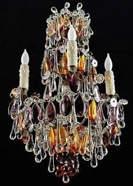 French Chandelier Antique Antique French Lamps Foter