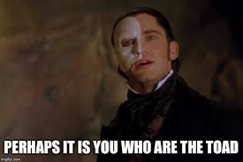 Opera Meme - phantom of the opera imgflip