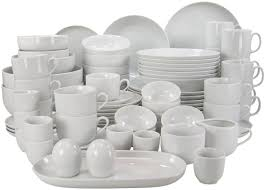 60 creatable 80 piece dinner set atelier amazon co uk kitchen