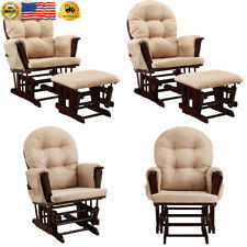 Baby Relax Glider And Ottoman Espresso Baby Relax Glider And Ottoman Espresso 2day Delivery Ebay