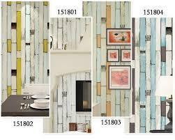 online shop beibehang mediterranean imitation wood wallpaper