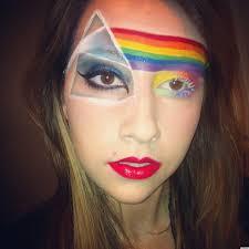 Crazy Makeup Halloween by Easy Crazy Makeup Ideas Mugeek Vidalondon