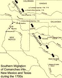 lipan map frontier forts
