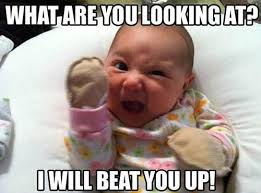 Funny Child Memes - 13 hilarious baby memes that will brighten up your day