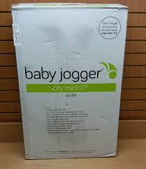 Baby Jogger City Mini Rain Canopy by Double Prams Baby Jogger Compact Pram Bassinet Black City Mini