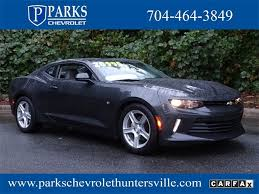 grey camaro grey chevrolet camaro in carolina for sale used cars on