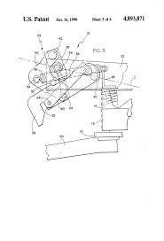 How To Stop Swivel Chair From Turning Patent Us4893871 Swivel Rocker Stop Assembly Google Patents