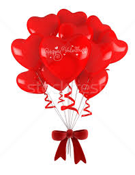 valentines baloons balloons stock photo lenm 680470 stockfresh