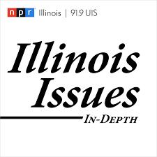 Illinois On The Map by Illinois Issues Npr Illinois