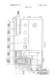 patent us3667437 multiple plunger fuel injection pump google