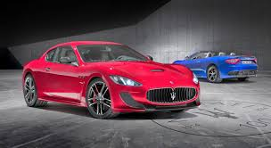 High Wheels 2015 Maserati Granturismo Mc Stradale Centennial
