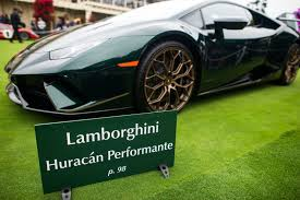 lamborghini car 2017 gallery lamborghini being lamborghini at 2017 monterey car week