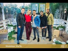 travis greene performs you waited on hallmark s home and family