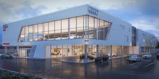 audi dealership audi u0026 jaguar for cowell auto group lng studios vancouver