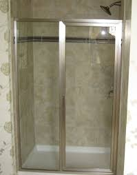Framed Shower Door Replacement Parts Framed Showers Shower Glass Barefoot And Company