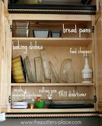 organizing the kitchen 322 best kitchen organized cabinets images on pinterest