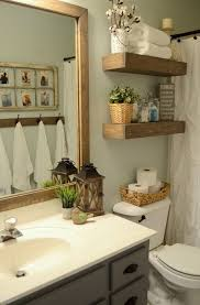 hallway bathroom makeover with only 100 for the 100 room