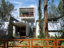 Home Design Architects Modern Open Concept House In Bangalore Idesignarch Interior