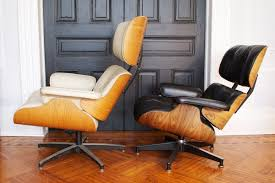 vintage eames lounge chair and ottoman real vs fake the eames lounge manhattan nest popular chair