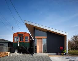 Extra Rooms In House Modern Japanese Home Creatively Finds Extra Room In A Repurposed