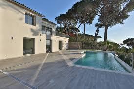 construction d u0027une piscine avec plage pool house et garage ste maxime