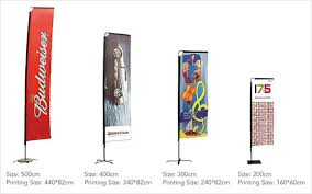 rectangular banners and flags high quality finish at low prices