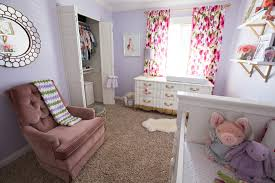 chic nursery decor homewood nursery