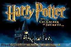 harry potter et la chambre des secrets gba gameboy advance harry potter and the chamber of secrets rom