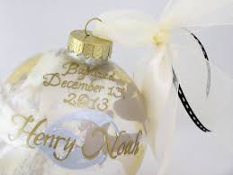 personalized baptism ornament personalized baptism keepsake ornament keepsakes ornament and glass