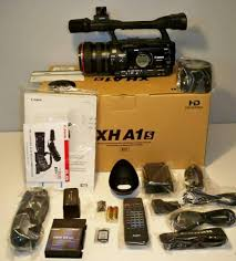 sony xdcam pdw 700 canon xh a1 1 67 mp camcorder so sell it