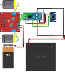 how to build an arduino self balancing robot arduino project hub