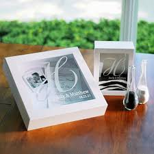 wedding wishes keepsake shadow box white wedding wishes personalized 4 pc wedding shadow box set
