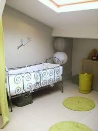 chambre gris vert de la dco vertitable pour une chambre duenfant with chambre gris