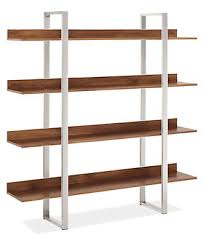 Modern Bookcase Furniture by Elton Modern Bookcase Modern Bookcases U0026 Shelves Modern Living