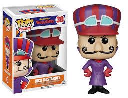 wacky races wacky races dastardly funko pop vinyl figure popcultcha