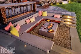 outdoor entertaining chill zone outdoor entertaining space new england home magazine