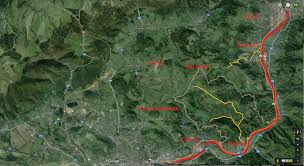 Dayz Sa Map Chernarus Real Life Map With In Game Locations Marked Dayz