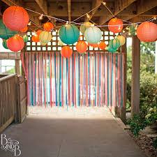 ribbon backdrop a ribbon backdrop that s destination wedding approved b b
