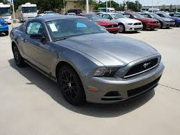 Black Mustang 2014 Sterling Gray 2014 Ford Mustang Coupe Mustangattitude Com Photo