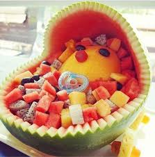 how to make fruit baskets how to make a baby shower fruit basket in 4 simple steps