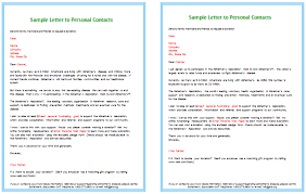 doc 425388 fundraising letter u2013 samples of non profit